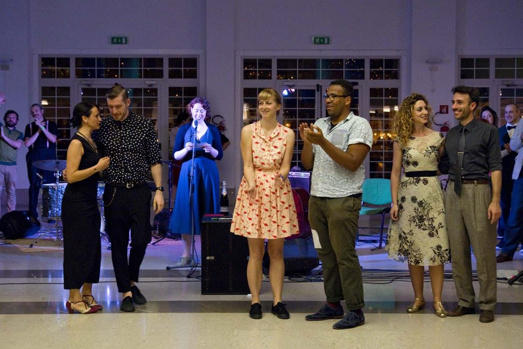Trieste Swing event pic